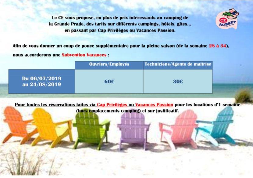 thumbnail of subv vacances 2019
