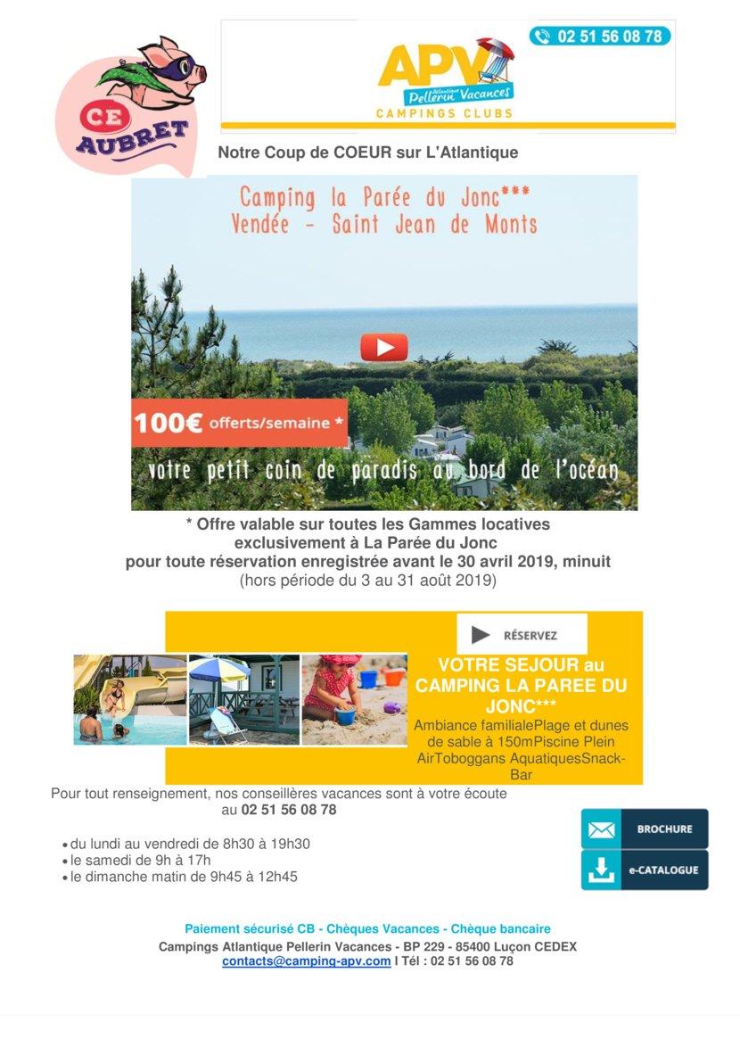 thumbnail of APV Camping de la parée